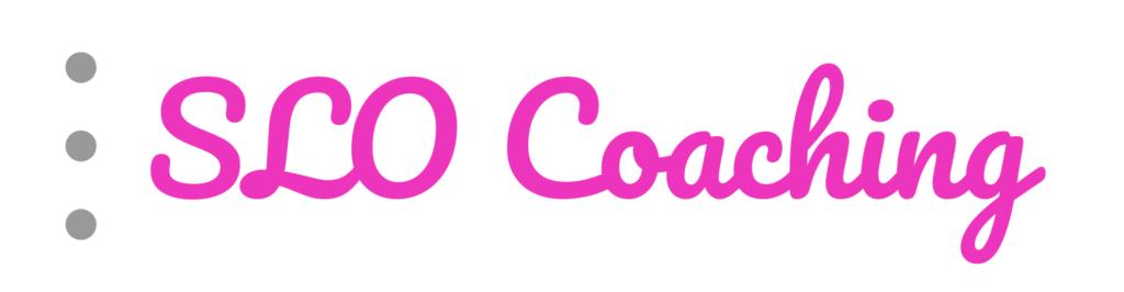 SLO Coaching
